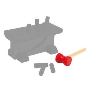 ニック 補充用大工さん用ハンマー NC64423-1(知育玩具)|sun-wa
