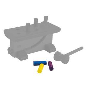 NIC 補充用大工さん用ペグセット NC64423-2(知育玩具)|sun-wa