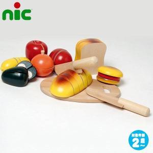 ニック カッティング・ブレッド NC65050(ままごと) 知育玩具|sun-wa