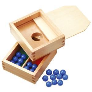 ニーホイス カウンティングBOX NI320000(知育玩具) sun-wa
