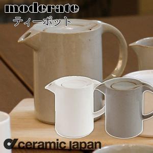 セラミックジャパン モデラートティーポット OM-5