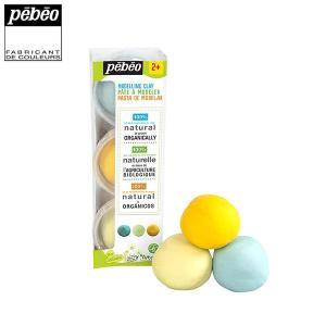 Pebeo ペべオ オーガニック粘土・ネイチャーエクスプローラー PB9171 ねんど 知育玩具|sun-wa