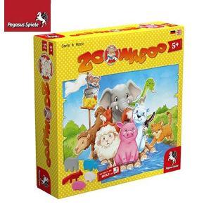 ペガサス いかだ動物園 PG66007 知育玩具 sun-wa