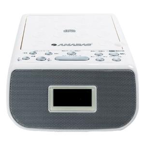 ANABAS CDクロックラジオ CD-RC150 R43606 (お歳暮 ギフト 2019 詰め合...