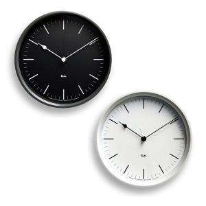 掛け時計 おしゃれ レムノス 掛け時計 リキクロック スチールタイプ 棒指標 RIKISCLOCKbou|sun-wa