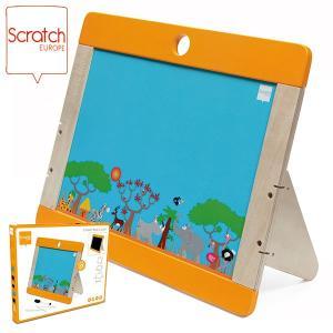 SCRATCH スクラッチ ブラック&ホワイトボード サファリ SC1068 知育玩具 sun-wa