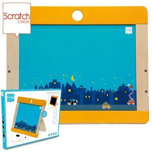 SCRATCH スクラッチ ブラック&ホワイトボード シティ SC1069 知育玩具 sun-wa