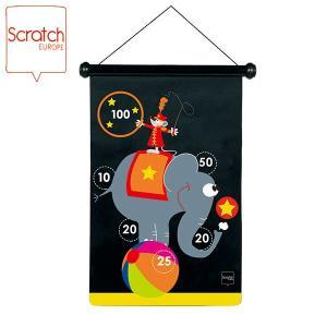 SCRATCH スクラッチ マグネティックダーツ サーカス SC2009 知育玩具 sun-wa