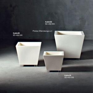 Serralunga Designers Kabin セラルンガ・デザイナーズ・シリーズ プランター カビン40 SD-450-045|sun-wa
