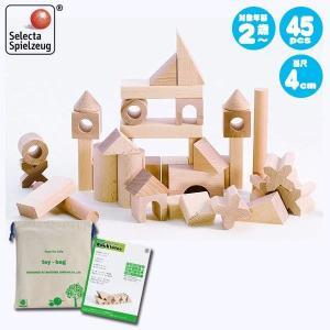 セレクタ BLOCKS・バラエティー SE0005(積木) 知育玩具|sun-wa