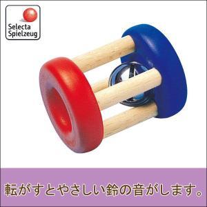 セレクタ ギロリー・ロール SE1413(がらがら、ラトル) 知育玩具|sun-wa