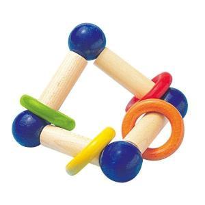 セレクタ ギラリ・スクエア SE61025(がらがら、ラトル) 知育玩具|sun-wa