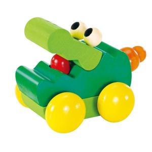 セレクタ ブーブークロコ SE61040(ベビー用電車のおもちゃ、車) 知育玩具|sun-wa