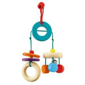 セレクタ おでかけトイ・クラッピー SE61045 知育玩具|sun-wa