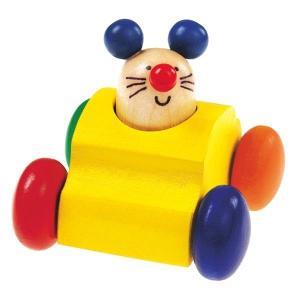 セレクタ チューチューカー SE61048(ベビー用電車のおもちゃ、車) 知育玩具|sun-wa