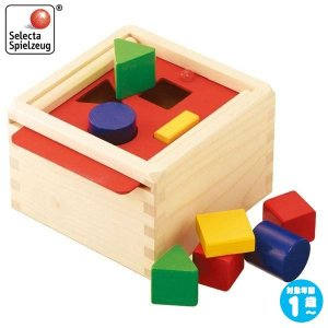 セレクタ SEかたちの箱 SE62005(知育玩具)|sun-wa