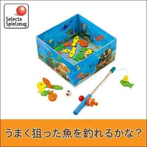 セレクタ フィッシングファン SE63013 知育玩具|sun-wa