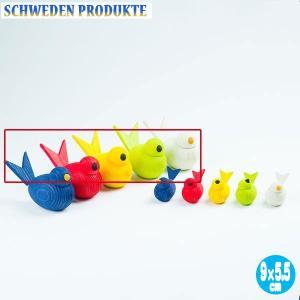 SCHWEDEN PRODUKTE シュベーデン・プロダクテ スェーデンフォーゲル・大 (青・赤・黄・緑・白) SP5180 知育玩具|sun-wa