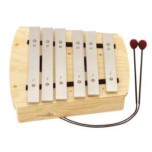 【9/16-21はポイント最大17倍!】スタジオ49 ペンタメタロフォン・アルト STAM500(楽器玩具) 知育玩具|sun-wa