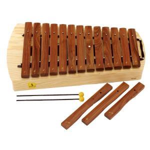【9/16-21はポイント最大17倍!】スタジオ49 卓上シロフォン・アルト STAX1000(楽器玩具) 知育玩具|sun-wa