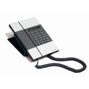 ヤコブ・イェンセン T-3 デザイン電話機 シルバー T-3-SV-A|sun-wa