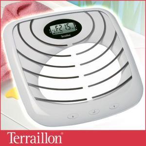 【新品在庫処分アウトレット保証なし】テライヨン 体脂肪計 TFX ノヨ ホワイト TBS802WT|sun-wa|02