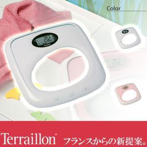 テライヨン BMI(肥満度)測定機能付き体重計 FBC ノヨ TBS805WT|sun-wa