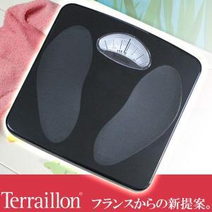 旧商品 テライヨン 体重計 TW98 ブラック TBS851BK|sun-wa