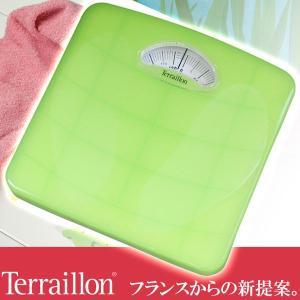 旧商品 Terraillon 体重計 TW98 グリーン TBS851GN|sun-wa