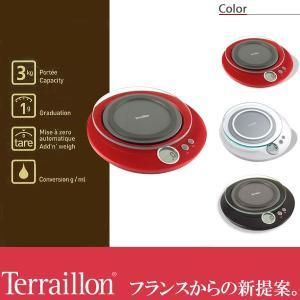 Terraillon Halo TKS-715RD(計量器具)|sun-wa