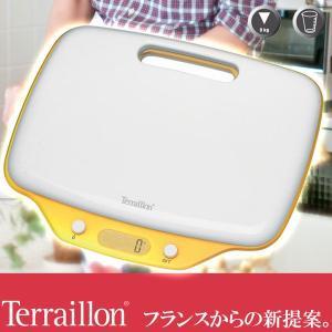 旧商品 Terraillon Sub 2kg イエロー TKS711YE(計量器具)|sun-wa