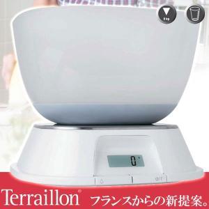 テライヨン マヤ 3kg TKS714WT(計量器具)|sun-wa