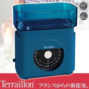 旧商品 Terraillon BA22 ブルー TKS750BL(計量器具) sun-wa