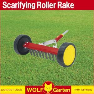 WOLF Garten Scarifying Roller Rake UR-M3|sun-wa