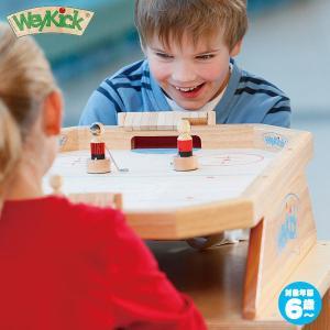 ウェイキック アイスホッケープレイヤー4体セット UW991 知育玩具|sun-wa