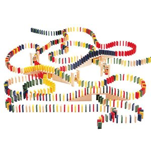WEHRFRITZ ドミノレースセット WF133011(積木) 知育玩具|sun-wa