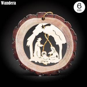 Wandera ヴァンデーラ バウムオーナメント・キリスト生誕 WR8620 知育玩具|sun-wa