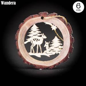 Wandera ヴァンデーラ バウムオーナメント・バンビ WR8627 知育玩具|sun-wa