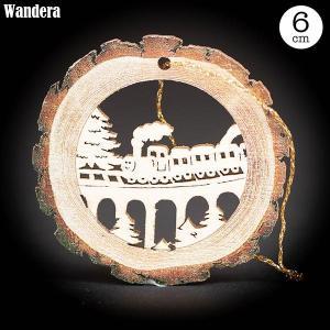 Wandera ヴァンデーラ バウムオーナメント・汽車 WR8629 知育玩具|sun-wa
