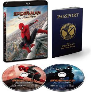 スパイダーマン ファー・フロム・ホーム ブルーレイ&DVDセット 初回生産限定 Blu-ray