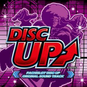PACHISLOT DISC UP ORIGINAL SOUND TRACK パチスロ ディスクアップ サントラ