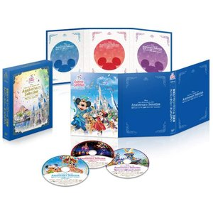 東京ディズニーリゾート 35周年 アニバーサリー・セレクション DVD 東京ディズニーランド sunage