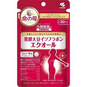 小林製薬の栄養補助食品 エクオール 30粒 約30日分 サプリメント|sunage