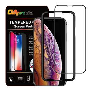 OAprodaガラスフィルムは、iPhone XRの操作感を損なうことはありません。  【全面保護】...