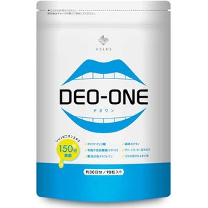 DEO-ONE デオワン 150倍濃縮 シャンピニオン 3150mg配合 サプリメント|sunage