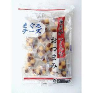 送料無料 石原水産 業務用まぐろチーズ 220g×30袋|sunahara