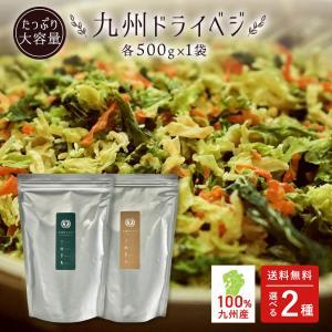 乾燥野菜 国産 栄養 味噌汁の具 スープ 乾燥野菜ミックス 九州ドライベジ100g×5袋 ゆうパケッ...
