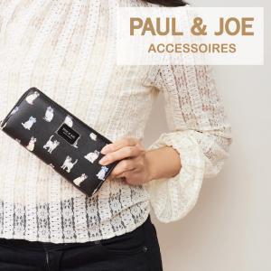 PAUL & JOE ACCESSOIRES (ポール&ジョーアクセソワ) 2020S/S ラウンド...