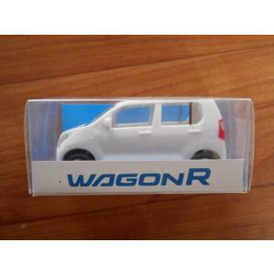 ★非売品★ ワゴンR 発電するミニカー|sunauto3