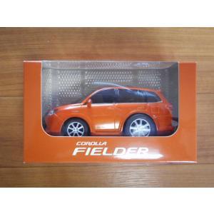 ★非売品★ カローラフィルダー オレンジ プルバックカー|sunauto3